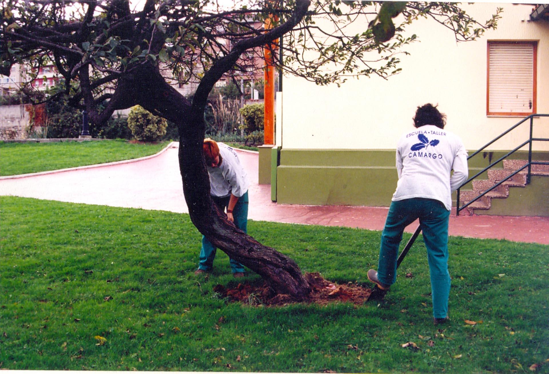 Escuela Taller Camargo IV