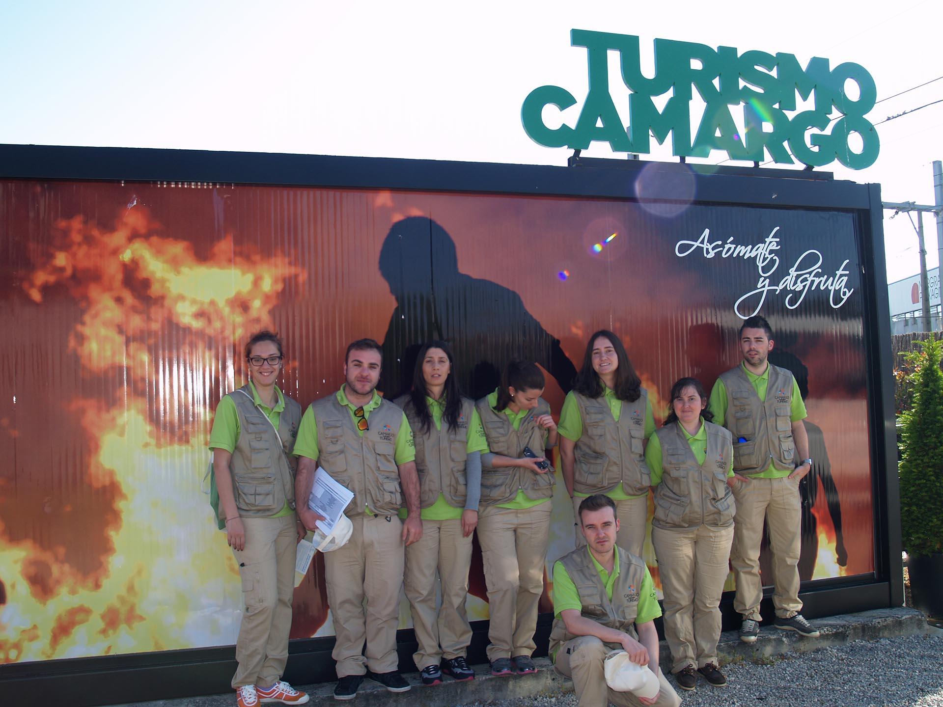 Taller de Empleo Camargo VI