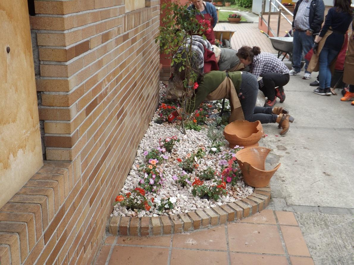 Jardinería de temporada en terrazas y balcones