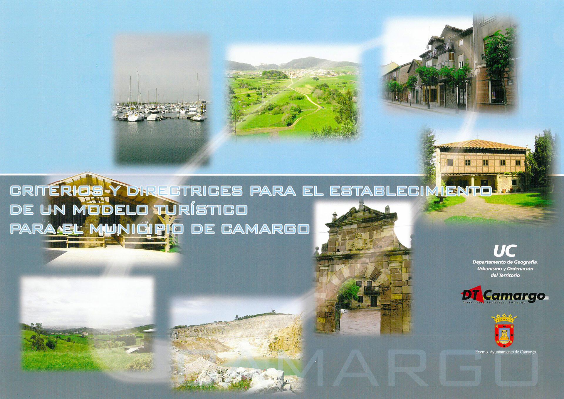 Criterios y directrices para el establecimiento de un modelo turístico