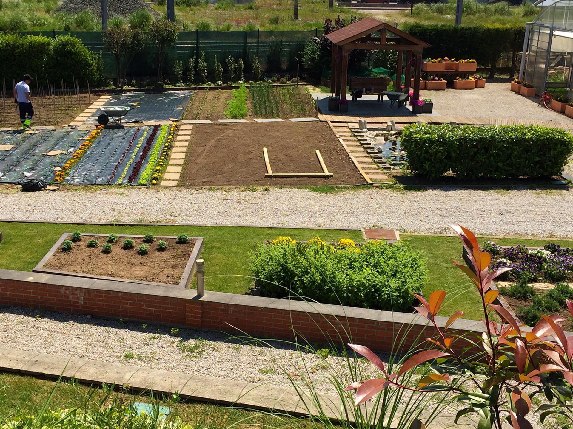 Horticultura y Floricultura