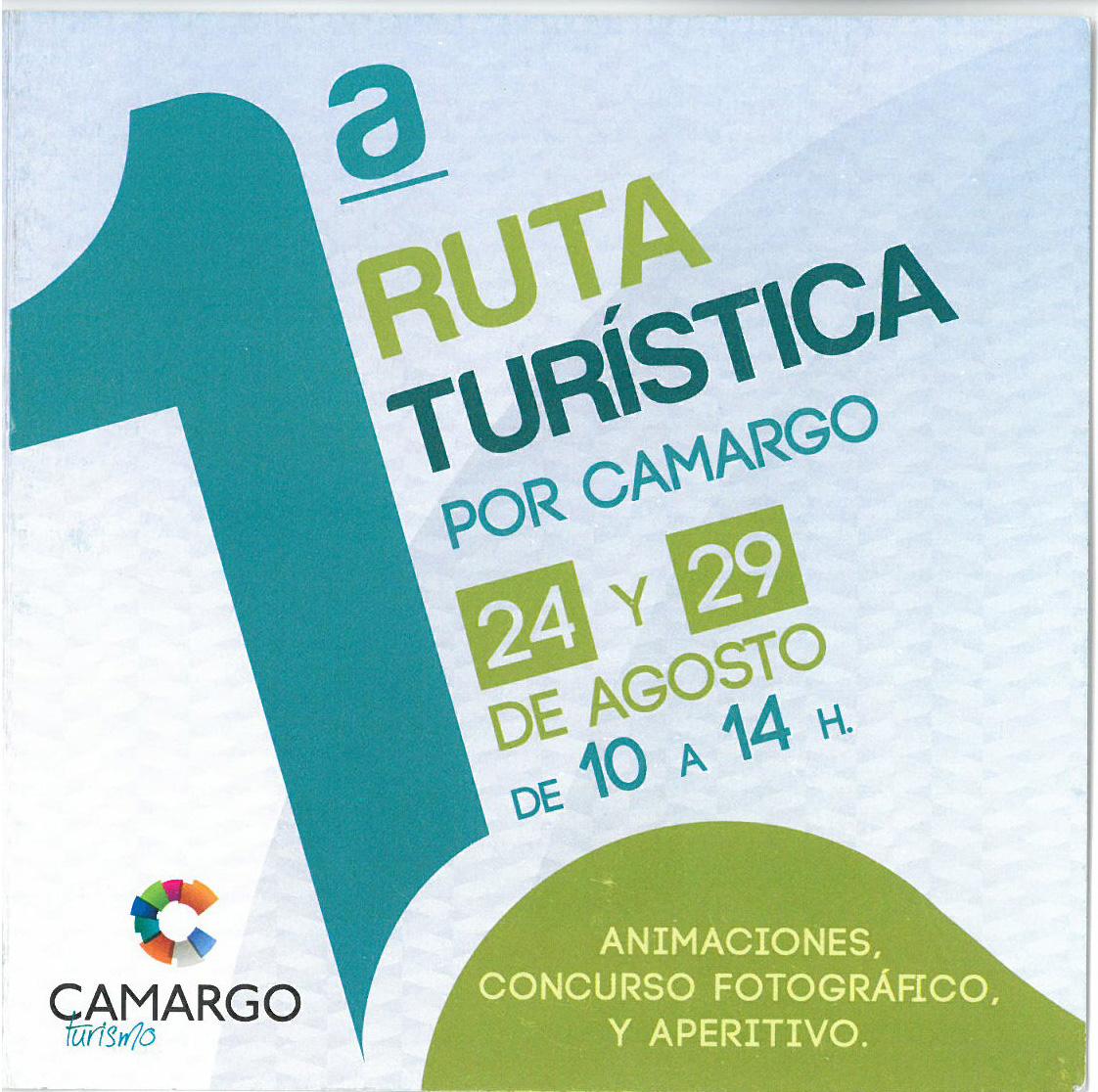 1ª Ruta turística por Camargo