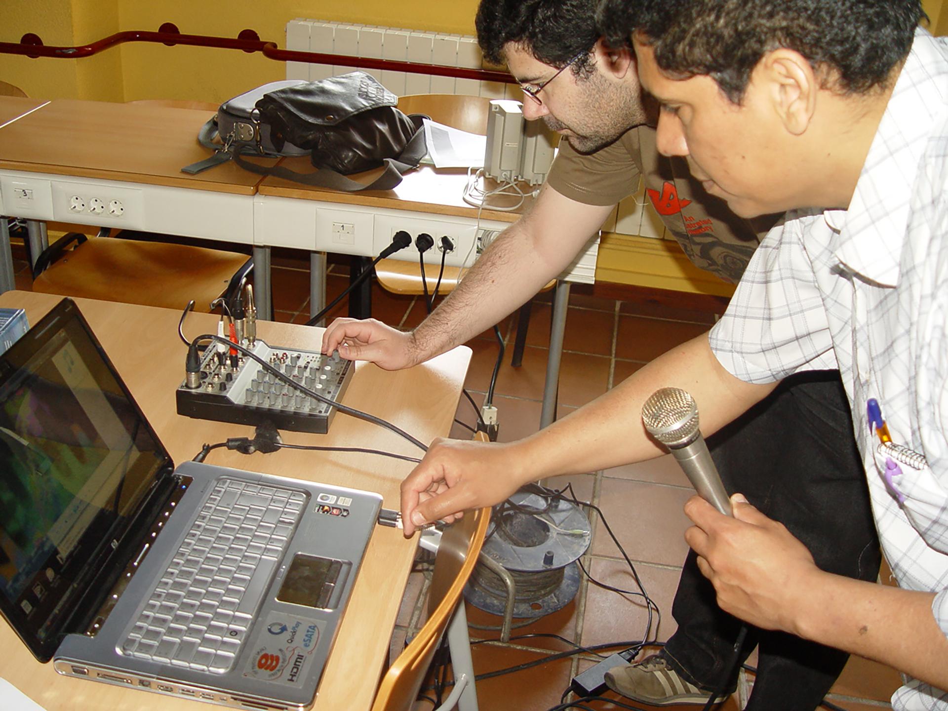 Sonorización, Acústica y Equipos de Sonido