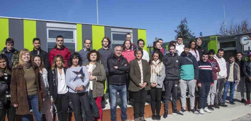 La Escuela Taller Camargo X recibe a 30 jóvenes desempleados