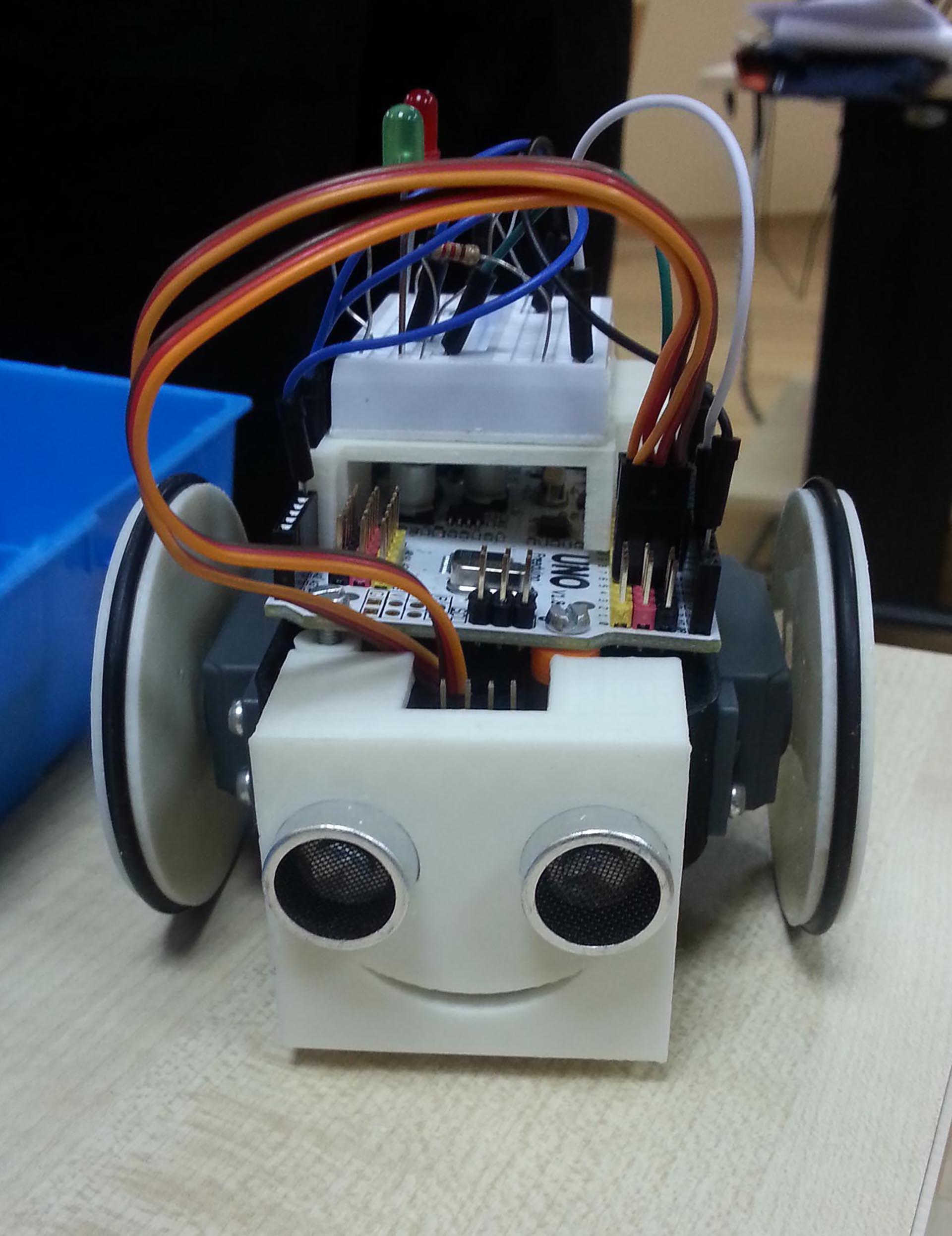 Arduino, robótica e impresoras 3D